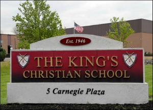 The King's Christian School